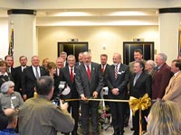 Dawson County Government Center Grand Opening and Ribbon Cutting